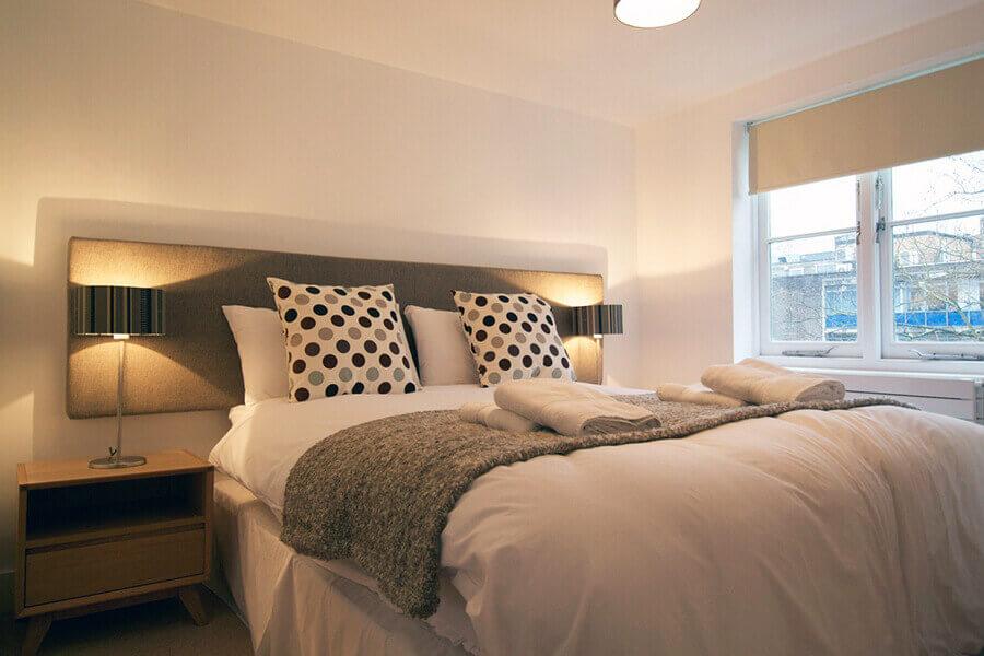 Gower Street Three Bedroom Apartment 2