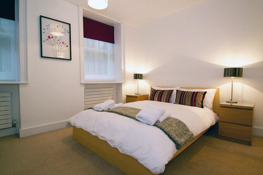 Gower Street Three Bedroom Apartment 11