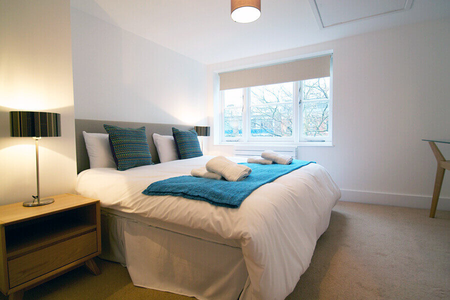 Gower Street Two Bedroom Apartment 1