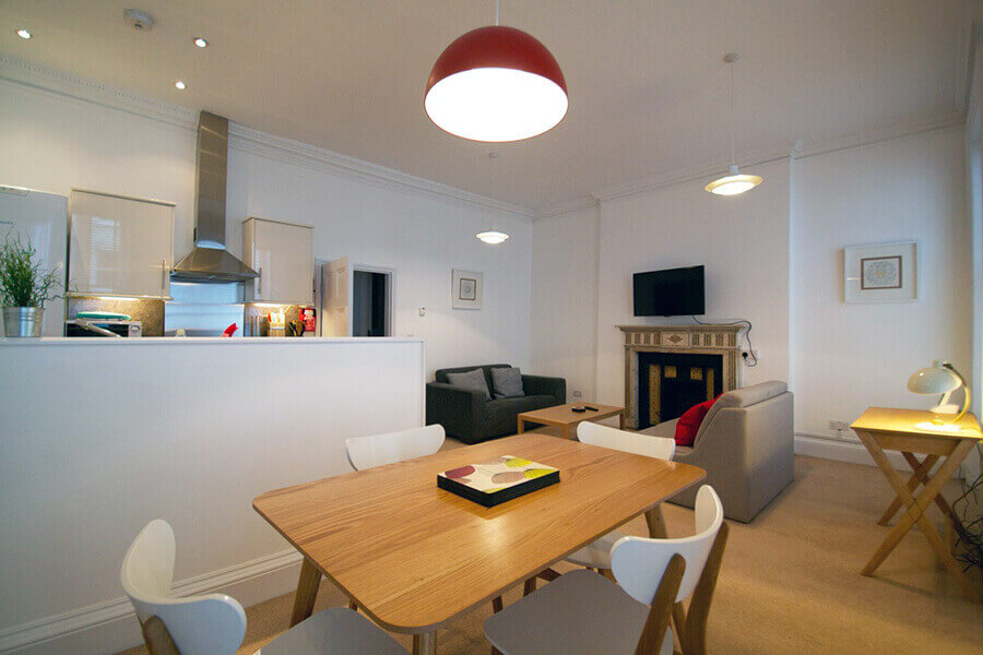 Gower Street Two Bedroom Apartment 4