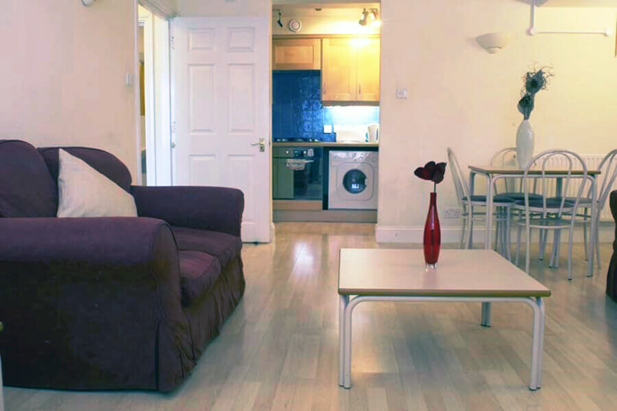 Bakers Row Two Bedroom Apartment
