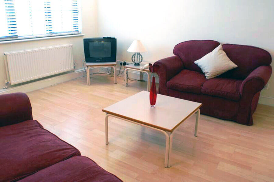 Baker's Row Two Bedroom Apartment 1