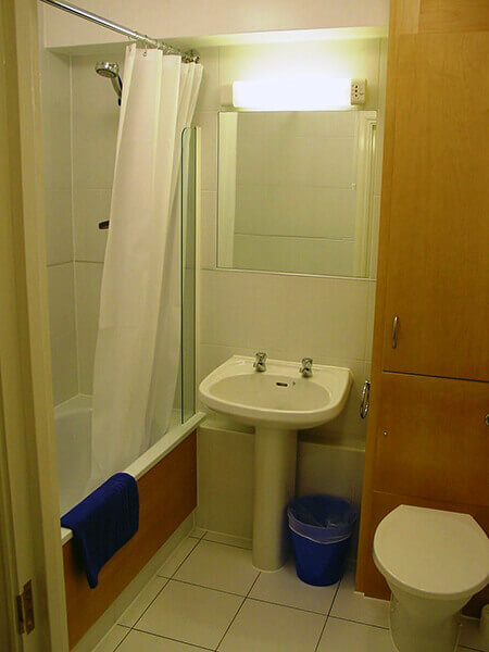 Baker's Row Two Bedroom Apartment 11