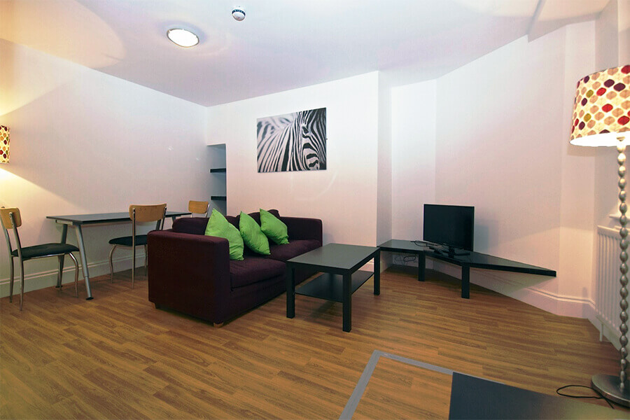 Book Two Bedroom Apartments For Four Persons In London Bloomsbury Apartments