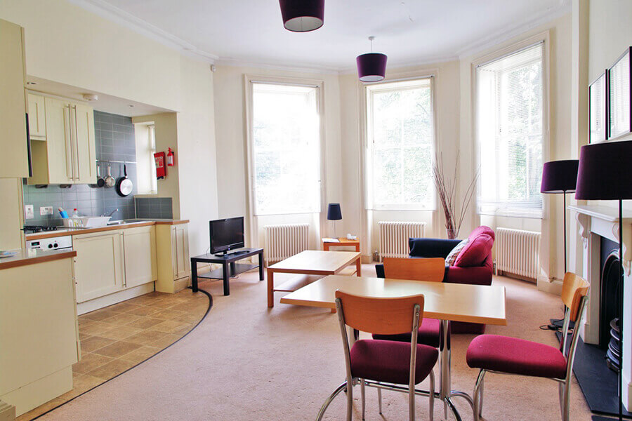 Bloomsbury Place One Bedroom Apartment 1
