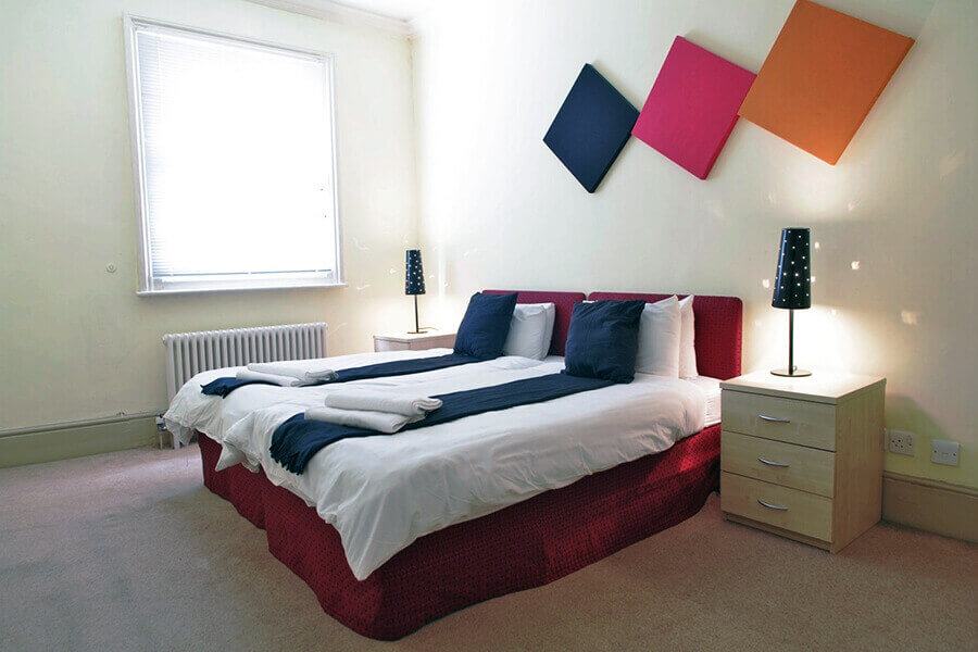Book Three Bedroom Apartments For Six Persons In London Bloomsbury Apartments