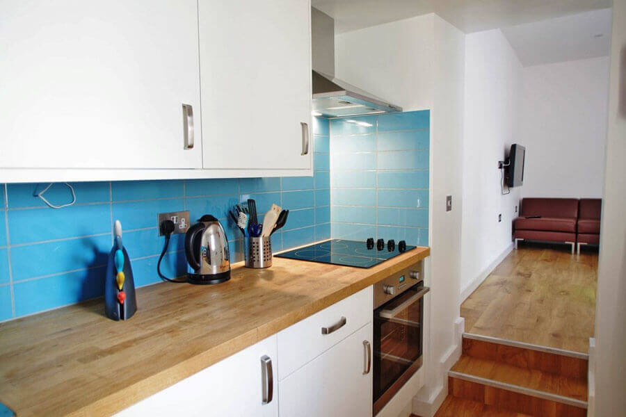 Byng Place Four Bedroom Apartment 12