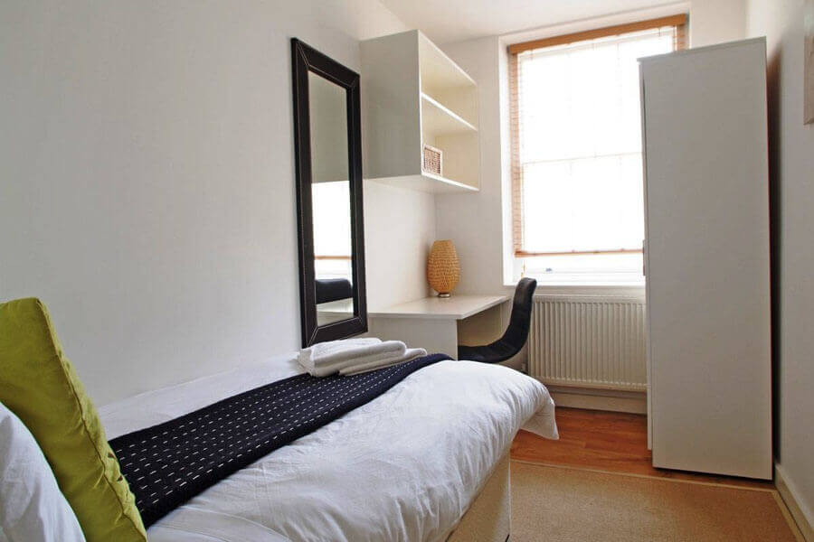 Byng Place Small Two Bedroom Apartment 1