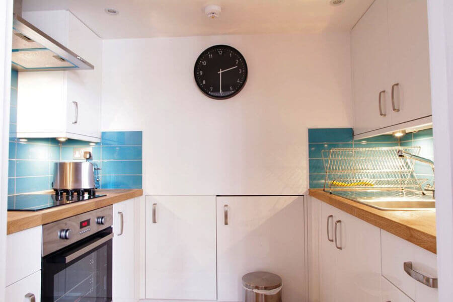 Byng Place Three Bedroom Apartment 2