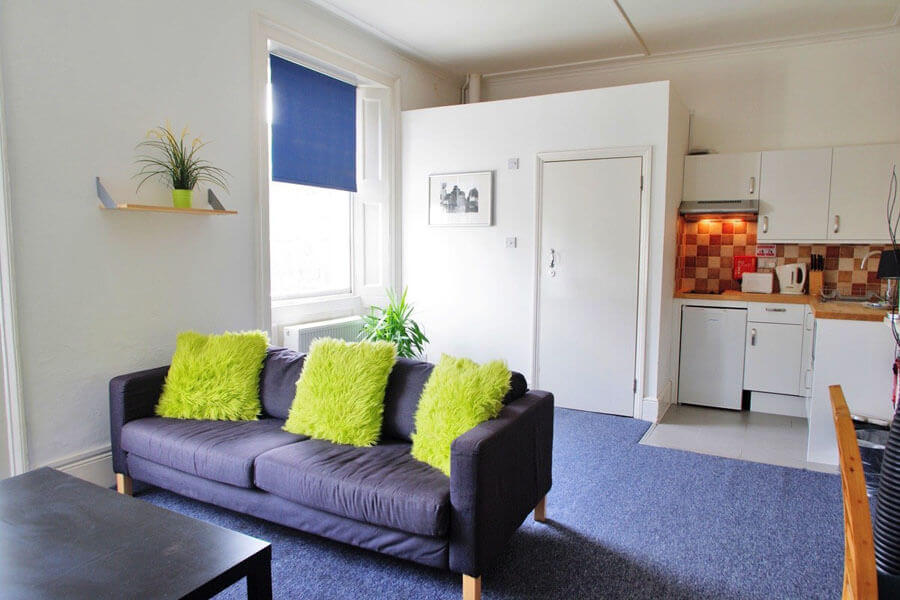 Byng Place Three Bedroom Apartment 8