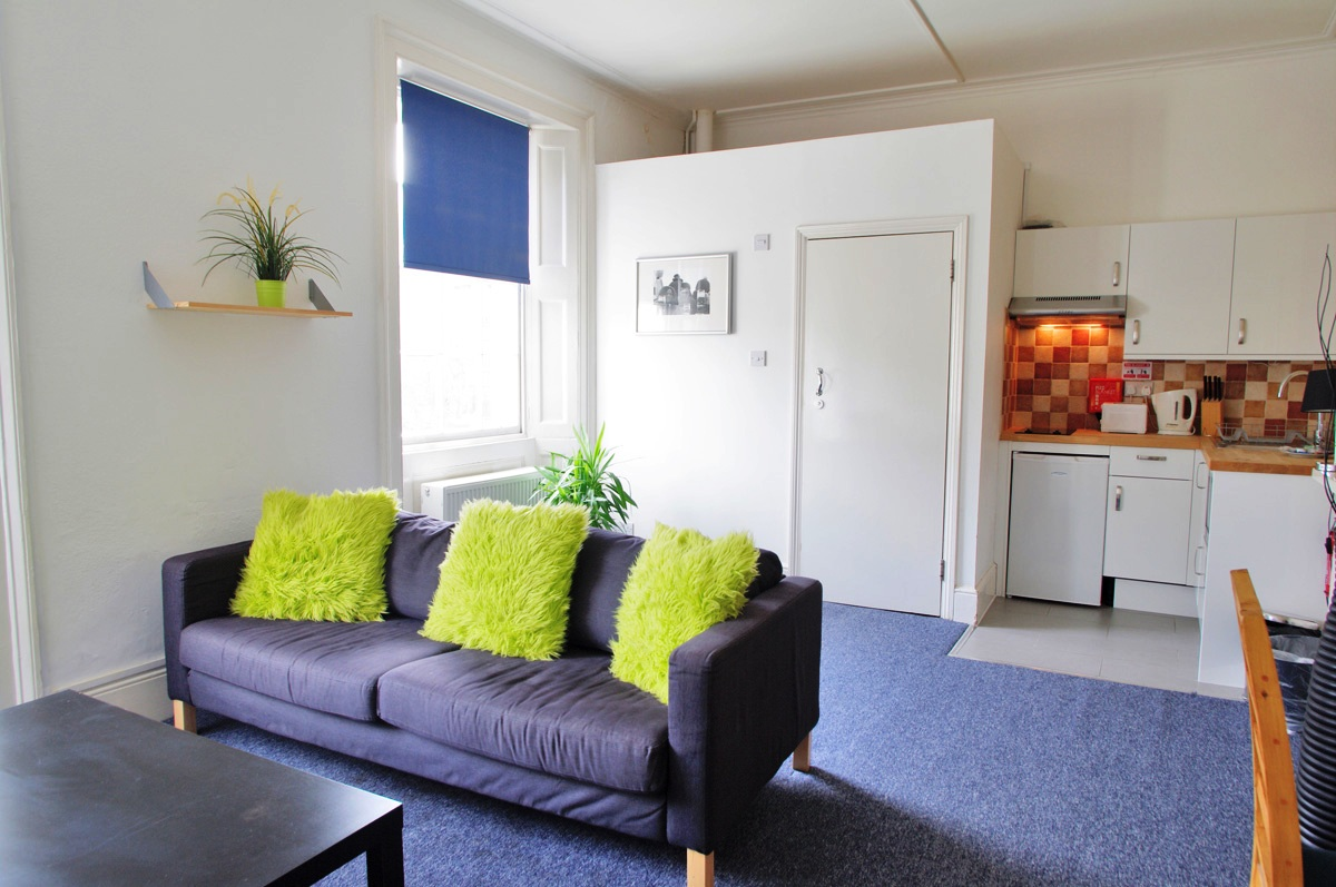 Byng Place One Bedroom Apartment 1
