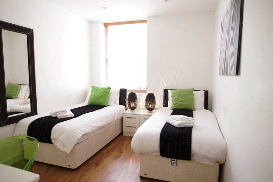 Byng Place Two Bedroom Apartment