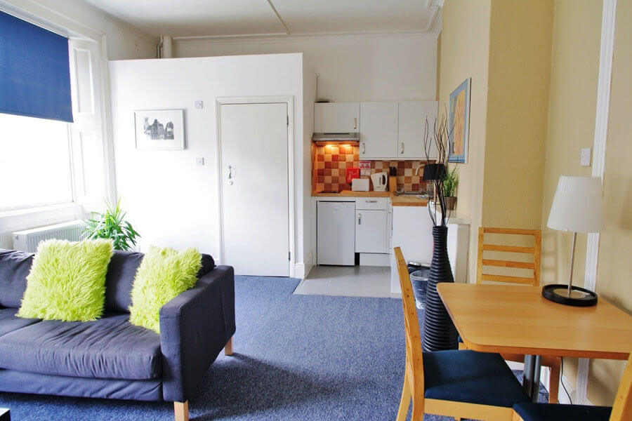 Byng Place Two Bedroom Apartment 6