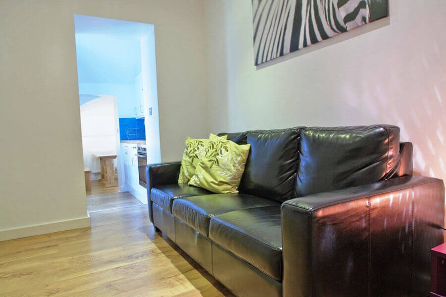 Byng Place Two Bedroom Apartment 9
