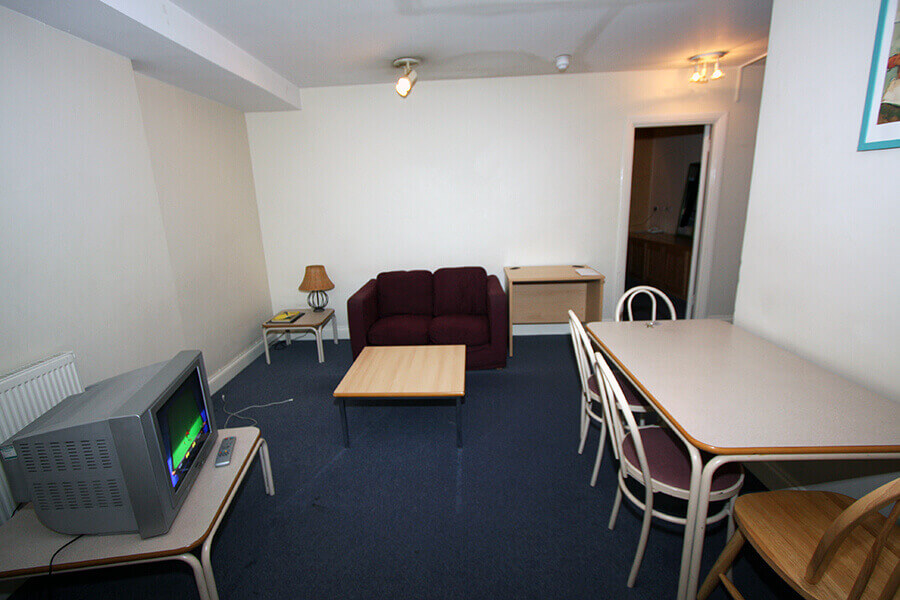 Crawford House One Bedroom Apartment 3