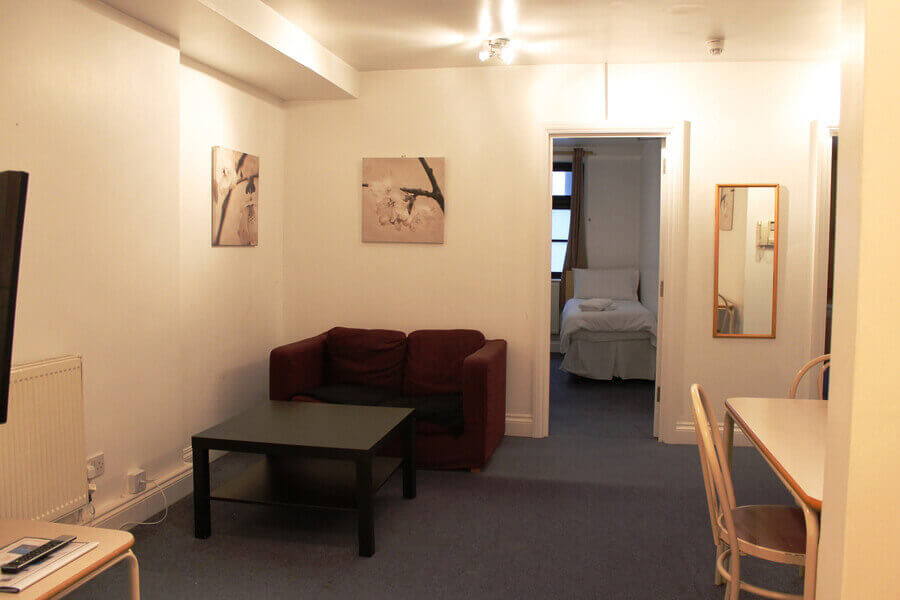 Crawford House One Bedroom Apartment 4