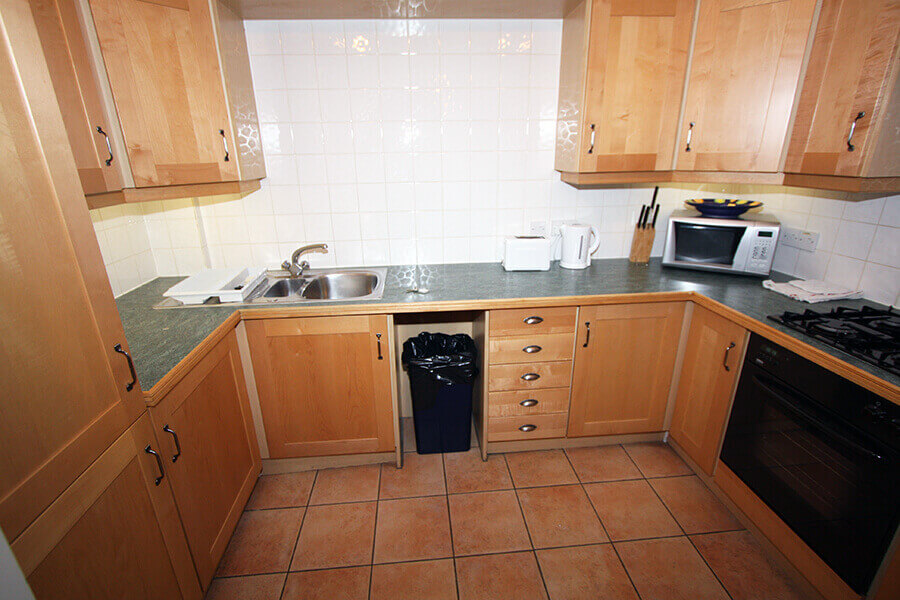 Crawford House One Bedroom Apartment 5