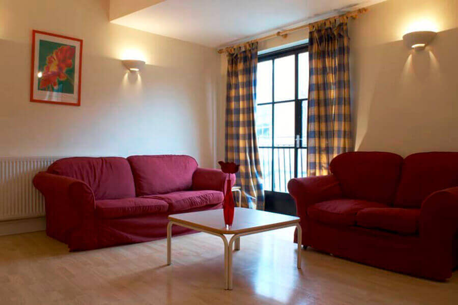 Crawford House Two Bedroom Apartment 8